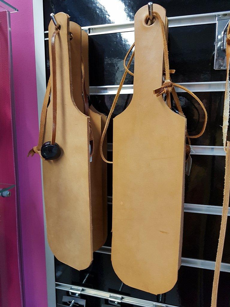 Paddles cuir